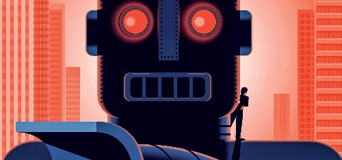 Learning to Work with Intelligent Machines