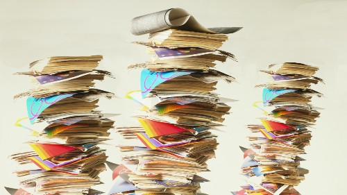 The Case for Finally Cleaning Your Desk