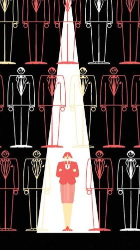 Why Are We So Hard on Female CEOs?