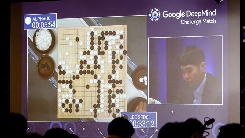 AlphaGo and the Declining Advantage of Big Companies