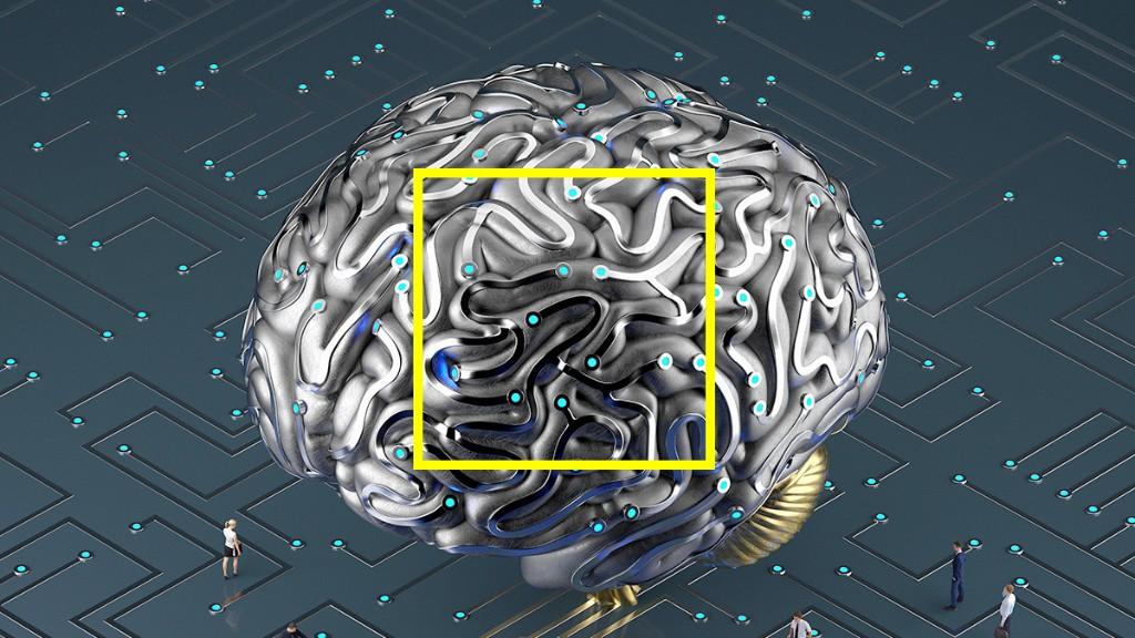Intelligent Augmentation - Magazine cover