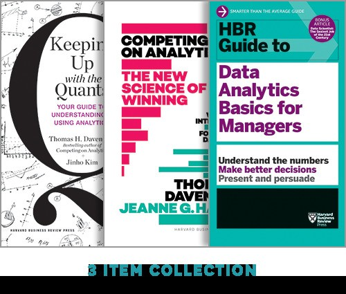 HBR's 10 Must Reads on AI, Analytics, and the New Machine Age (Paperback + Ebook)
