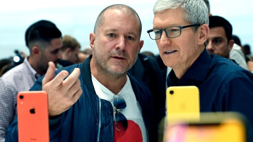 What Jony Ive's Years at Apple Can Teach Us About Creativity and Looking Forward