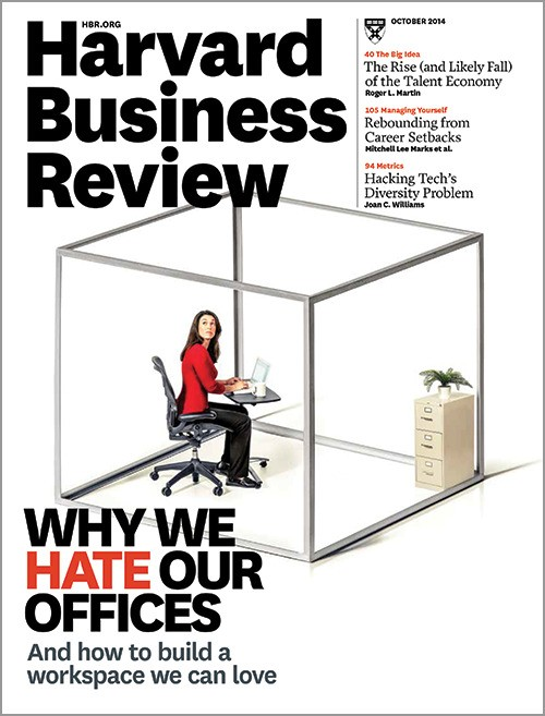 Workspaces That Move People
