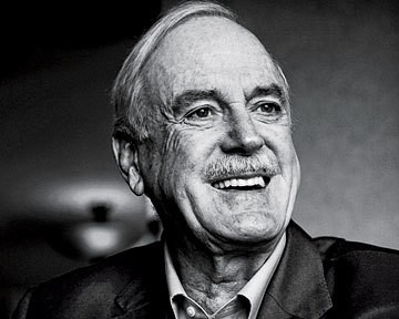 Life's Work: An Interview with John Cleese
