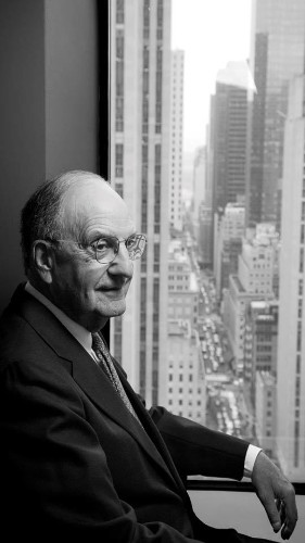 Life's Work: An Interview with George Mitchell