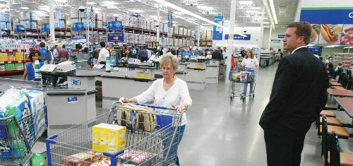 An Inside Look at the Ups and Downs of Walmart's Journey