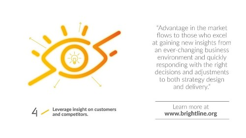 Harness the Power of Feedback Loops for Better Strategy Design and Delivery - SPONSOR CONTENT FROM BRIGHTLINE