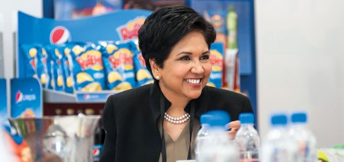 How Indra Nooyi Turned Design Thinking Into Strategy: An Interview with PepsiCo's CEO