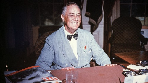 What FDR Knew About Managing Fear in Times of Change