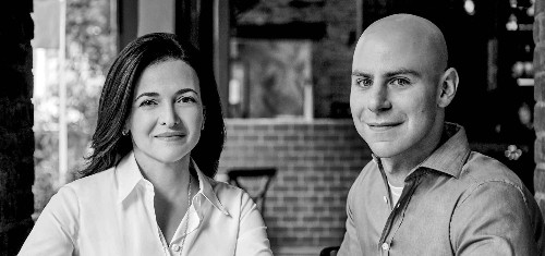 Grief at Work: Talking with Sheryl Sandberg and Adam Grant