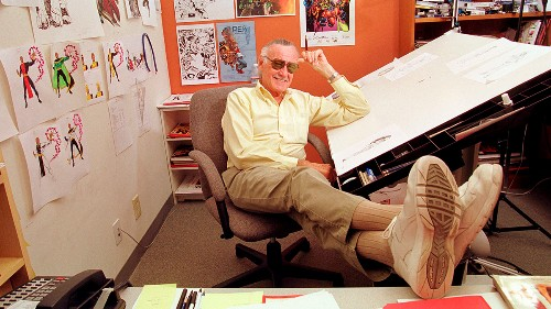 What Stan Lee Knew About Managing Creative People