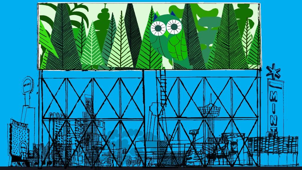 Sustainability - Magazine cover