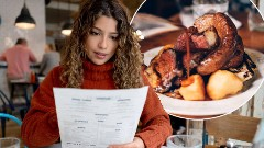Discover roast dinner