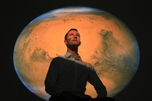 Финалист шоу Mars One: никто никуда не полетит   Hi-News.ru