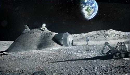 "Новая книга автора ""Марсианина"" перенесёт нас на Луну"