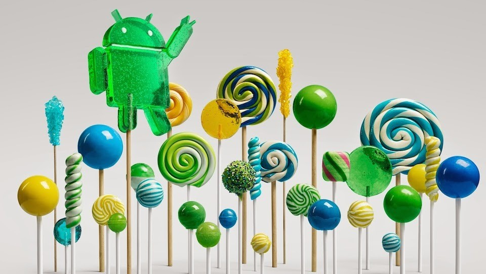 Android - Magazine cover
