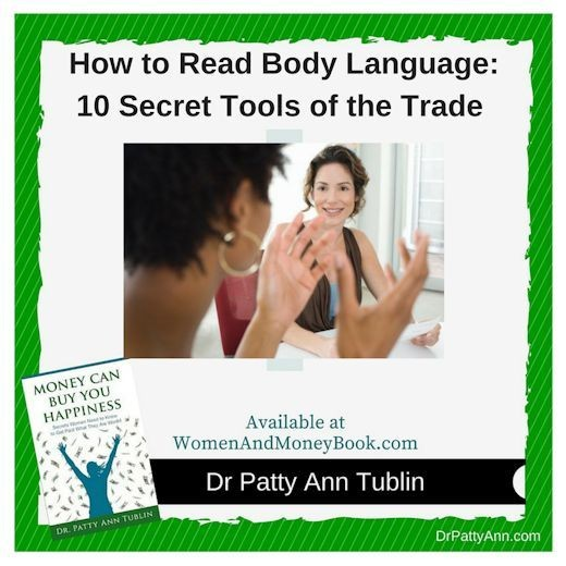 How to Read Body Language: 10 Secret Tools of the Trade