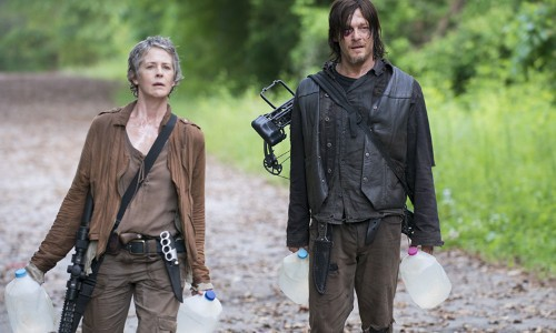 """We're Still Processing that Ending to The Walking Dead """"Strangers"""""""