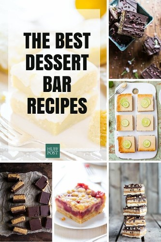Dessert Bar Recipes That Are Way Better Than Brownies | HuffPost Life
