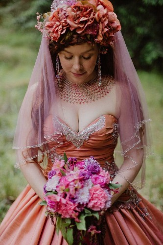 This DIY Woodland Wedding Looks Like Something Out Of A Fairytale | HuffPost Life