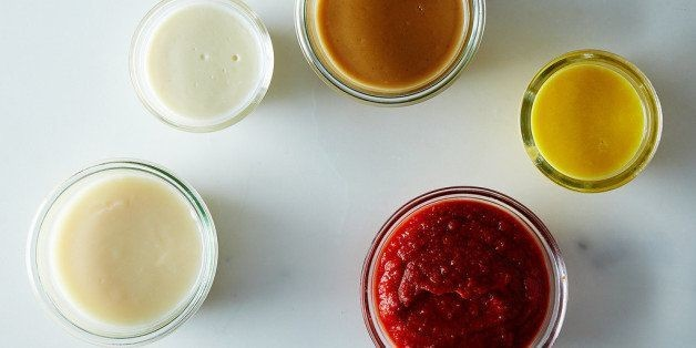 The Five Mother Sauces Every Cook Should Know | HuffPost Life
