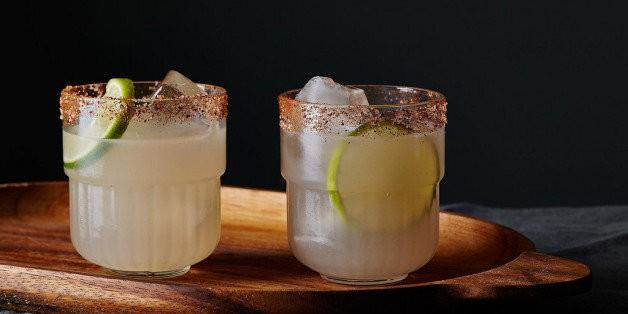 The Mid-Winter Margarita