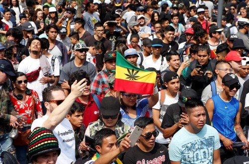 Mexico Supreme Court Rules Ban On Recreational Marijuana As 'Unconstitutional'