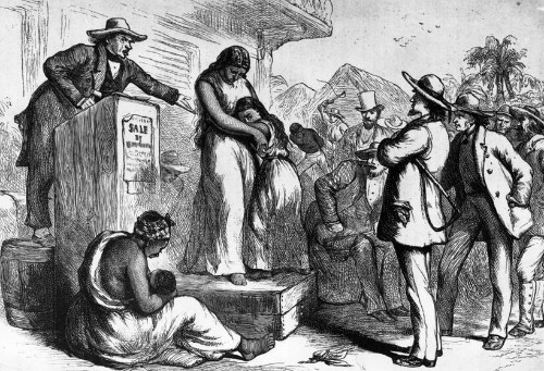 Seven Notable New Books on Slavery