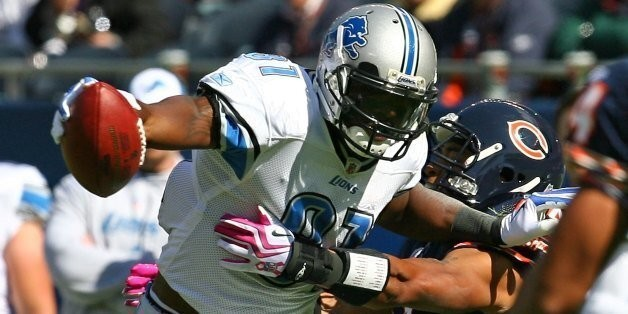 Calvin Johnson 'Can't Stand' Chicago Bears