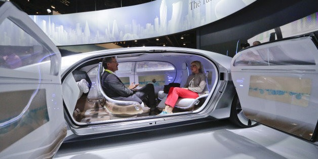 The Next Ten Years in Luxury Cars