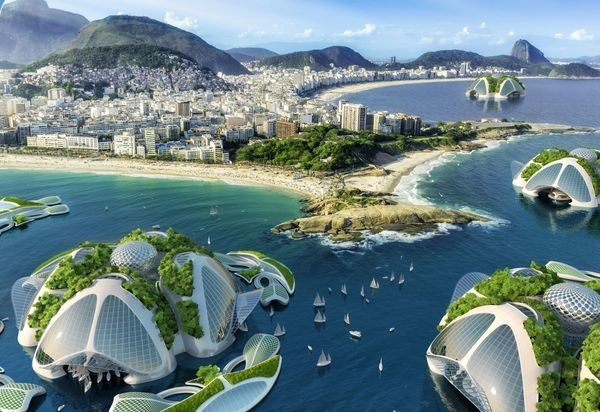 How One Architect Imagines The Future Of Sustainable Cities