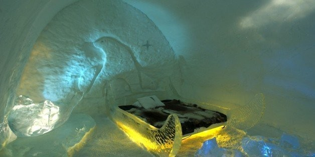5 Ice Hotels You Should Probably Book For Winter Break | HuffPost Life