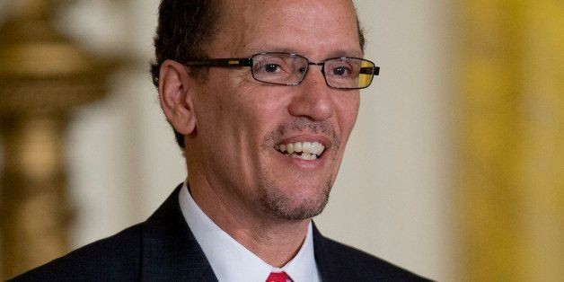 Labor Secretary Thomas Perez Says More Employers Need To Follow Costco's Example