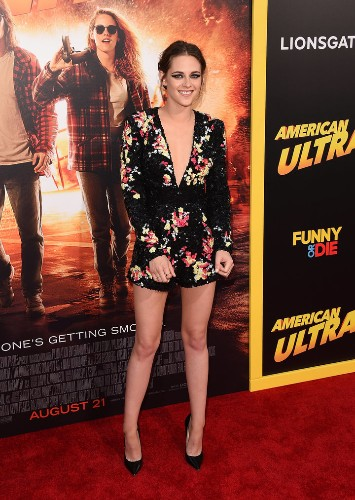 Kristen Stewart Seriously Steps Out Of Her Comfort Zone