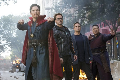 The End Of 'Avengers: Infinity War' Is What Happens When Money Writes Movies