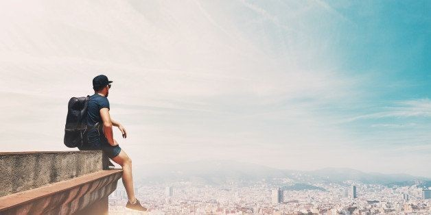 Why Travel Is More About Losing Yourself Than Finding Yourself | HuffPost Life