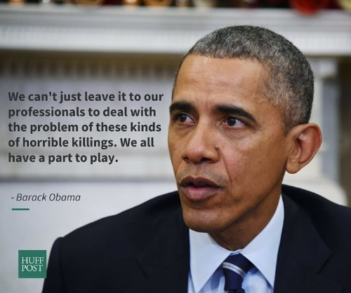 Obama: 'We Don't Know' If San Bernardino Shooting Was Terrorist-Related