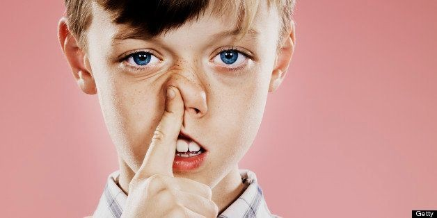 Never Mind 'Don't Pick Your Nose' -- Boogers May Be Good for You | HuffPost Life