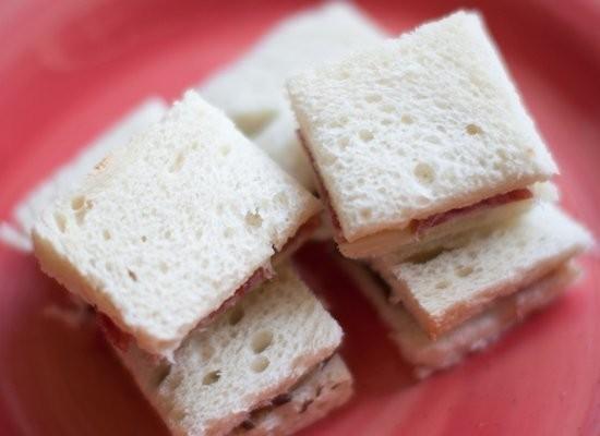 11 New Tea Sandwich Recipes (PHOTOS)