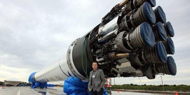Elon Musk To Reveal 'Hyperloop' Plan On Monday