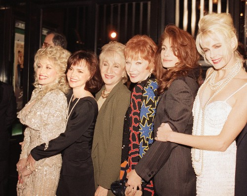 This Is What The 'Steel Magnolias' Premieres Looked Like In 1989