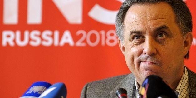 Vitaly Mutko, Russian Sports Minister, Calls Timing Of Anti-Gay 'Propaganda' Mistake
