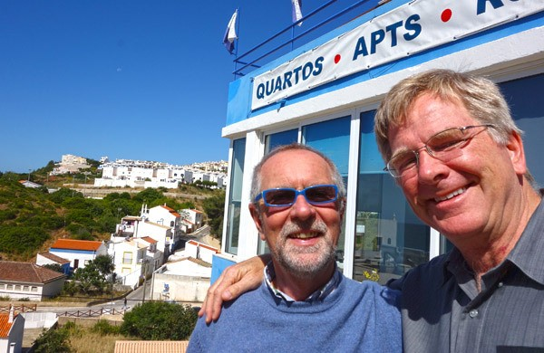 Salema -- My Favorite Stretch of Portugal's Algarve