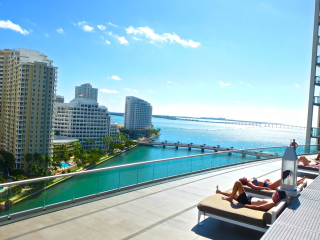 Miami Winters: The Lush Life and Hip Things