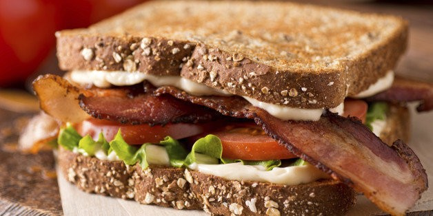 This Genius Toast Trick Will Up Your Sandwich Game By A Million | HuffPost Life