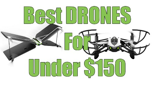 The Best Drones For Under $150? Parrot Mambo and Parrot Swing