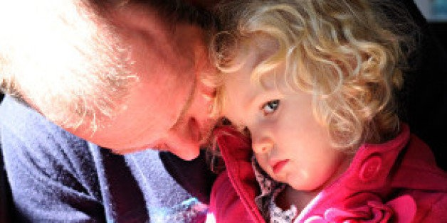 Coping With a Toddler Tantrum in a Stressful Situation | HuffPost Life
