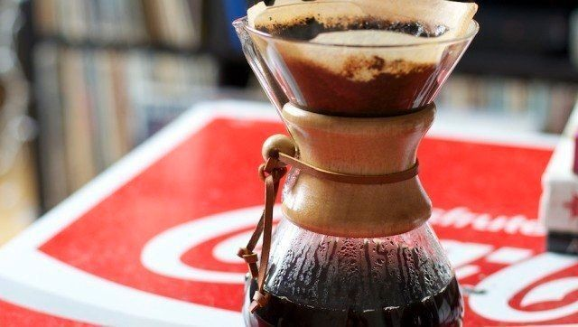 Chemex Coffeemaker: A Glass, Pour-Over, Coffee Nerd Black Hole | HuffPost Life