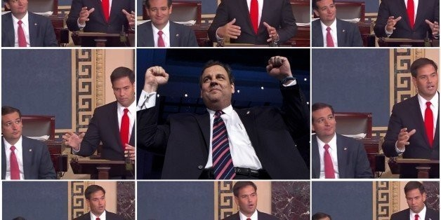 Can Chris Christie Avoid Becoming The Next Marco Rubio?
